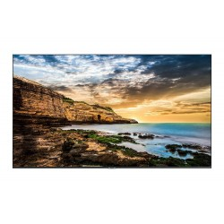 "Samsung QM75R 189,2 cm (74.5"") LED 4K Ultra HD Pannello piatto per segnaletica digitale Nero Tizen 4.0"